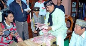 Dimas Kanjeng Taat Pribadi (foto: JPNN)