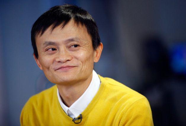 Jack Ma (foto: Time)