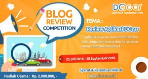 Kompetisi Blog Review DOcar