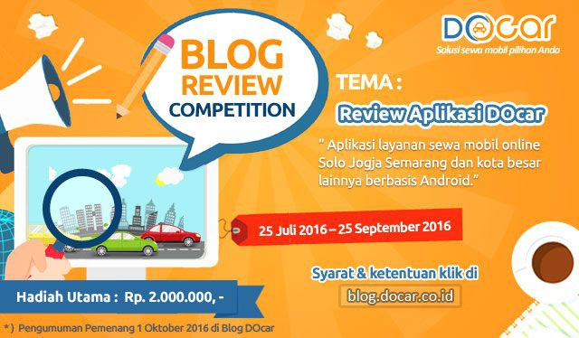 Kompetisi Blog Review DOcar
