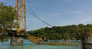 Jembatan Kuning (foto: Kompas)