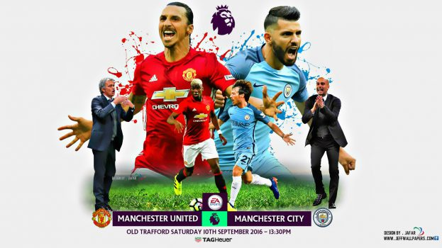 Manchester United Vs City Live Streaming Nonton Tv Bola