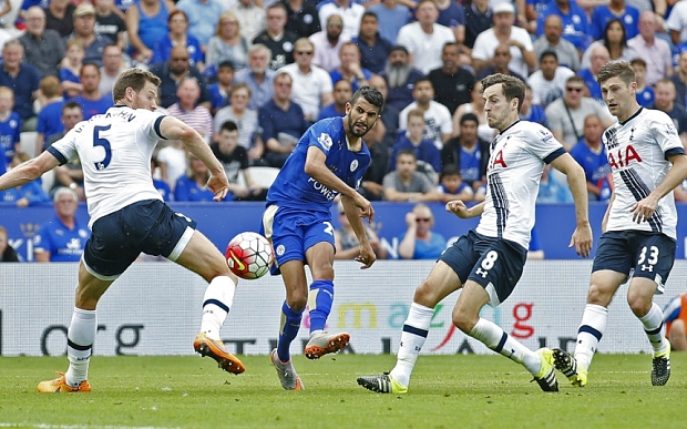 Tottenham Vs Leicester City: TV Online Tottenham Hotspur Vs