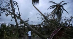Badai Matius Hantam Haiti (foto: Reuters)