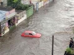 Ilustrasi banjir