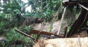 longsor Pangandaran (foto: vivanews)