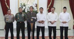 Jokowi saat konferensi pers terkait aksi damai 4 November 2016 (foto: Okezone)Jokowi saat konferensi pers terkait aksi damai 4 November 2016 (foto: Okezone)