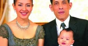 Putra Mahkota Thailand dan istrinya, Putri Srirasmi (foto: paiexplorer)