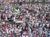 Ilustrasi aksi damai (foto: merdeka)