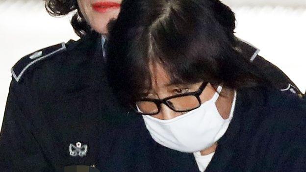 Choi Soon-sil (foto: BBC)
