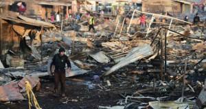 Ledakan Pasar Kembang Api San Pablito (foto: AFP)Ledakan Pasar Kembang Api San Pablito (foto: AFP)