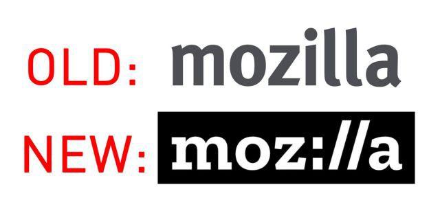 logo baru Mozilla (Twitter @MattNavarra)