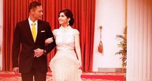 Agus Yudhoyono dan Annisa Pohan (foto: vemale.com)