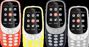 Nokia 3310 versi baru