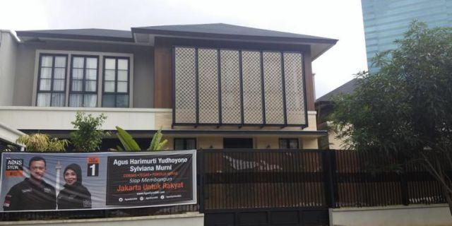 Rumah SBY (foto: Kompas)