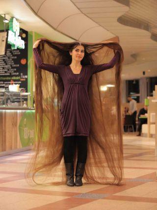Aliia Nasyrova (foto: Eduard Kolik / Barcroft Media)