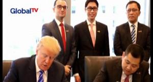 Donald Trump dan Hary Tanoe