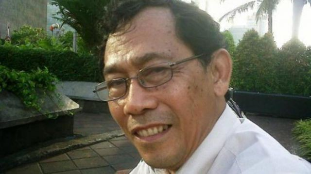Sri Bintang Pamungkas (foto: Tribunnews)