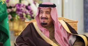 Raja Salman (BANDAR AL-JALOUD / Saudi Royal Palace / AFP)