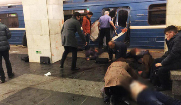 Ledakan di stasiun kereta api bawah tanah Rusia (foto: RBTH)