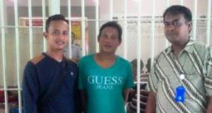 Antoni (Foto: Banda Haruddin Tanjung/Okezone)