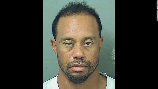 Tiger Woods (foto: CNN)