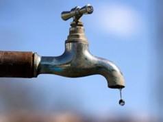 Ilustrasi kekurangan air bersih