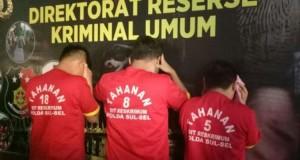 Polisi Bongkar Prostitusi Online di Makassar (foto: Kompas)