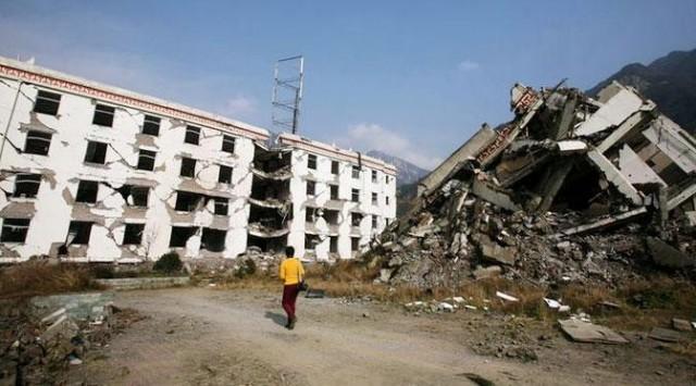 Gempa guncang Sichuan Tiongkok