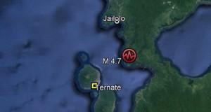 Gempa di Halmahera Barat