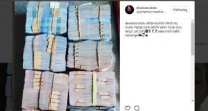 Instagram Dewi Sanca