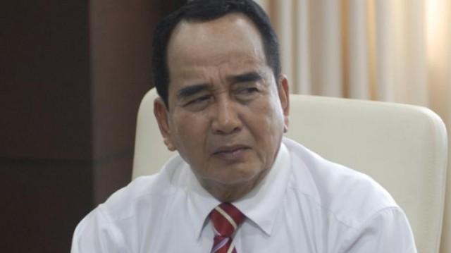 Mukmin Faisyal (foto: Tribunnews)