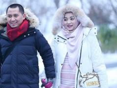 Andika Surachman dan Anniesa Hasibuan