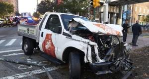 Aksi Teror di Manhattan