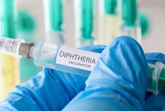 Ilustrasi Imunisasi Difteri