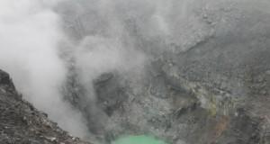 Kawah Gunung Kaba
