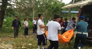 Mayat Ditemukan di Kepulauan Riau (foto: Kompas)