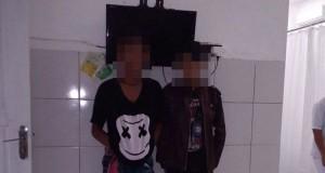 Pasangan Kekasih Mengubur Bayi Hasil Aborsi di Dekat Sumur di Samping Kos-kosan di Kupang (foto: Kompas)