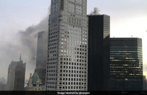 Trump Tower Kebakaran