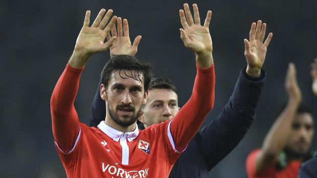Davide Astori (foto: AFP)