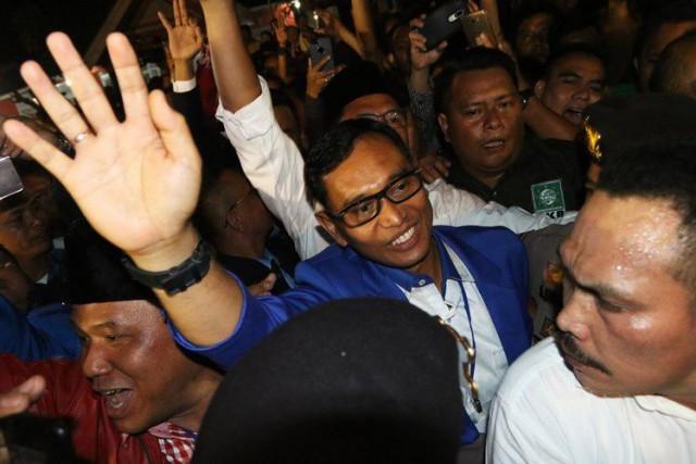 JR Saragih (foto: Kompas)