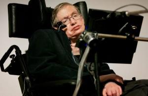 Stephen Hawking (foto: Sky)