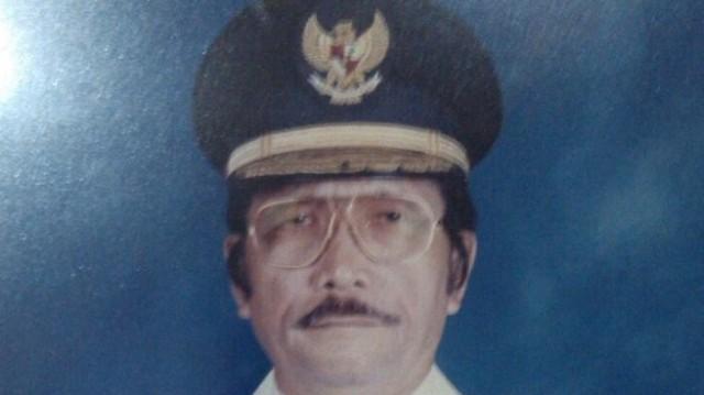 Slamet Suryanto (foto: Tribunnews)