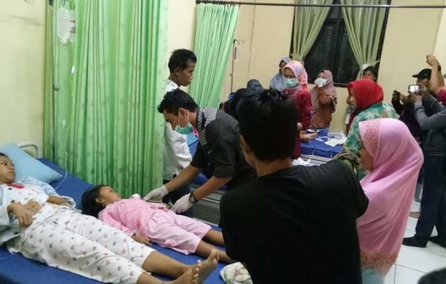 Warga Bogor Keracunan Keong Sawah (foto: Berita Satu)