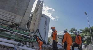 Kerusakan Akibat Gempa di Sulawesi Tengah (foto: Kompas)