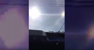 Video Empat Matahari di Kepri Viral