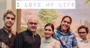 Maia Estianty Yakinkan Dul Pernikahannya Bakal Membawa Kebahagiaan