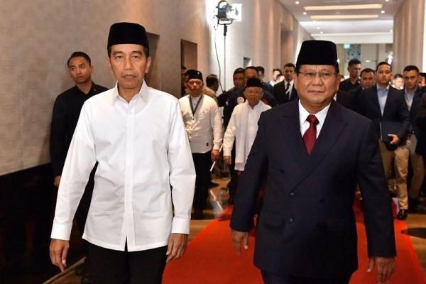 Capres Joko Widodo dan Capres Prabowo Subianto (foto: Antara)