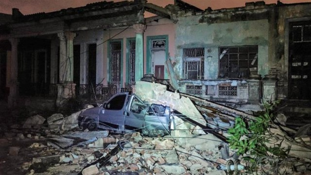 Tornado di Kuba (foto: AlJazeera)