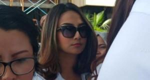 Vanessa Angel ditahan
